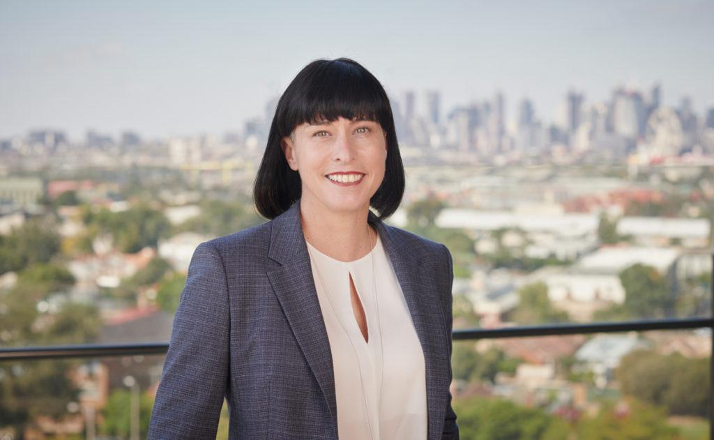 Maree Lang, Managing Director City West Water
