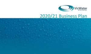 VicWater Business Plan 2020-21