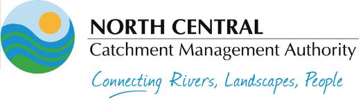 North Central CMA logo